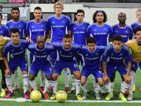 Major arena soccer: B52s at Revolution Nov 29th