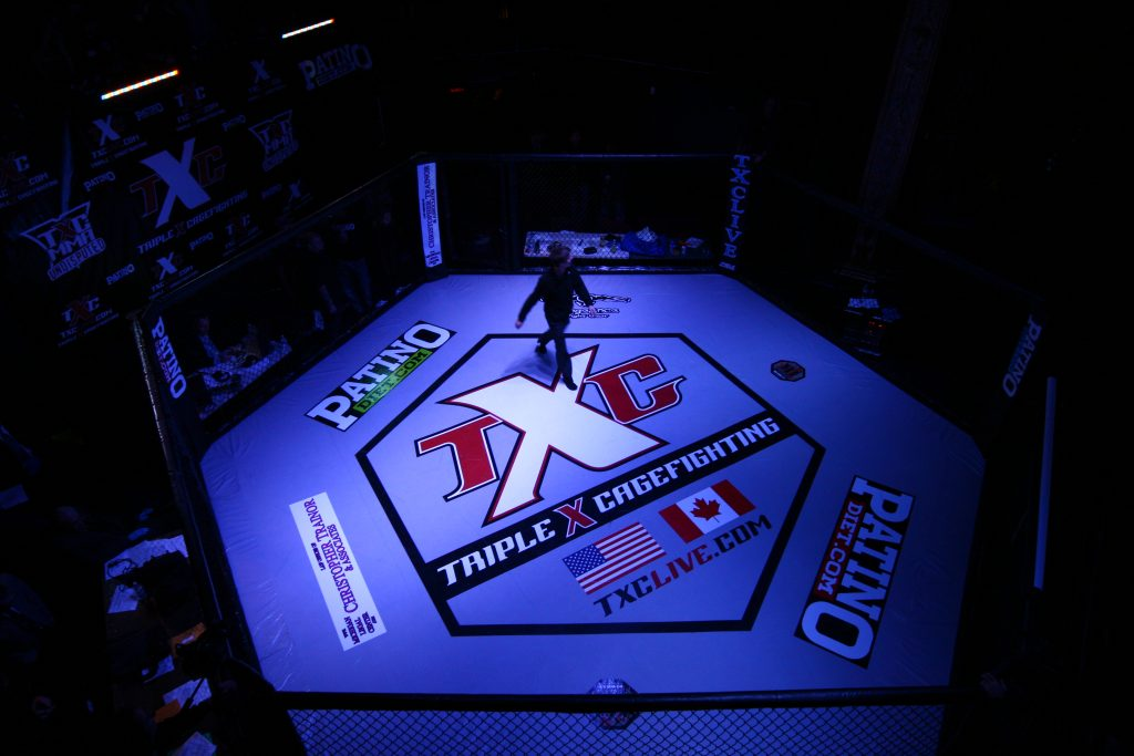 TXC MMA live on ONE World Sports Feb 20th 9:30pm ET | Go