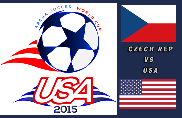 World Cup 2015: Czech Republic vs USA Mar 25th 7:30pm PT