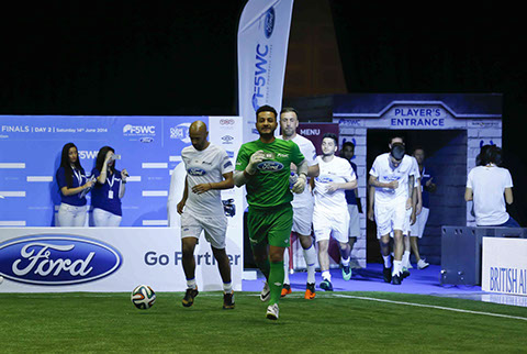 World Soccer5 2015: THE ULTIMATE TOURNAMENT IN AMATEUR SOCCER Mar 29th 9:00am-5:00pm CT ESPN3