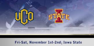 live video streaming of Men's D1 hockey UCO Bronchos vs Iowa State