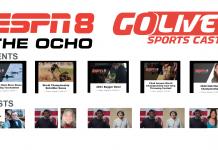 ESPN 8 The Ocho 2021 programs